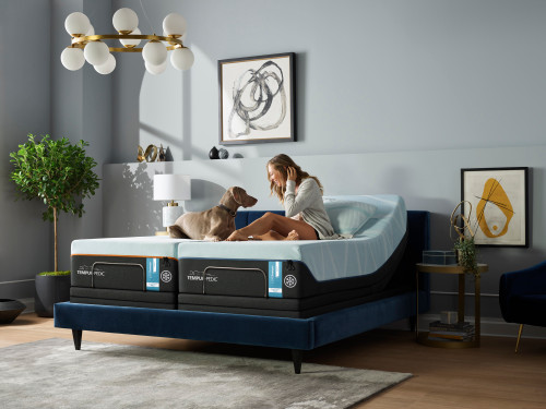 Luxe Breeze - Plush by Tempur-Pedic available at Swann's Furniture in Tyler, TX