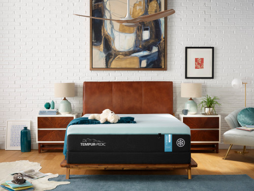 Pro Breeze - Medium by Tempur-Pedic available at Swann's Furniture in Tyler, TX