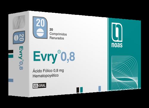 Evry 0,8