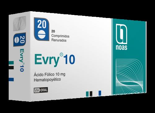Evry 10