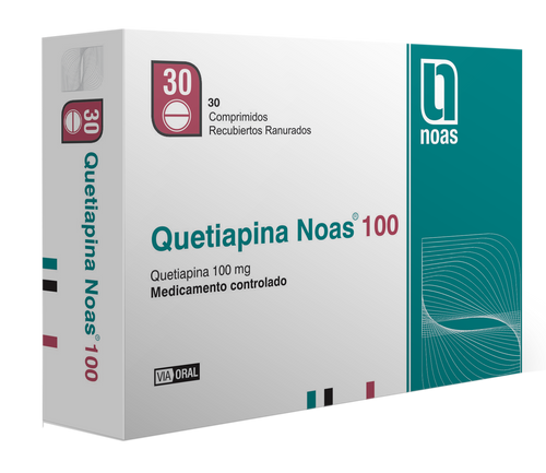 Quetiapina Noas 100
