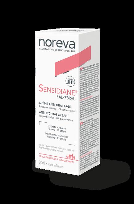 Sensidiane palpebral crème anti-grattage