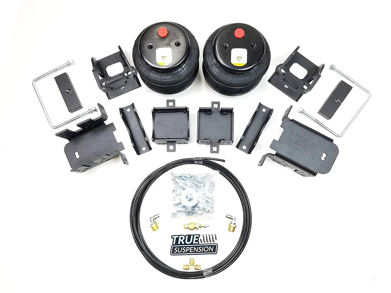 Compatible with Ford F250 Pickup Truck Towing Assist Helper for Air Ride Suspension Kit 2WD