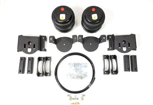 Compatible with Chevrolet Silverado GMC Sierra 2500 3500 HD 11-16 Pickup Rear Towing Assist Helper Air Ride Suspension Kit