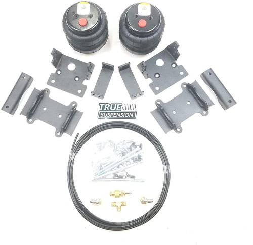 Compatible with Chevrolet Chevy G2500 G3500 96-18 Van Towing Assist Helper Air Ride Suspension Kit
