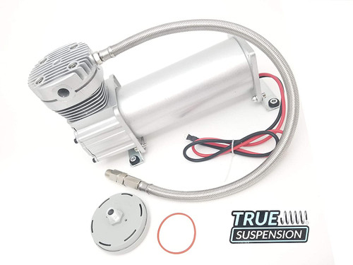 Compatible with Ford Mustang S197 05-14 Car Complete Active Air Ride Suspension Kit