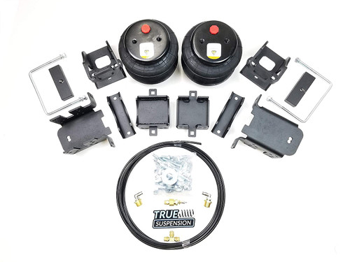 Compatible with Ford F350 Pickup Truck Towing Assist Helper for Air Ride Suspension Kit 4WD