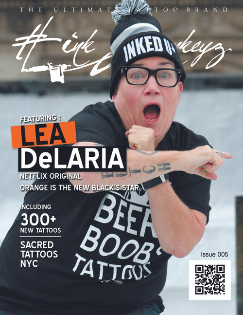 Issue 005 Lea DeLaria