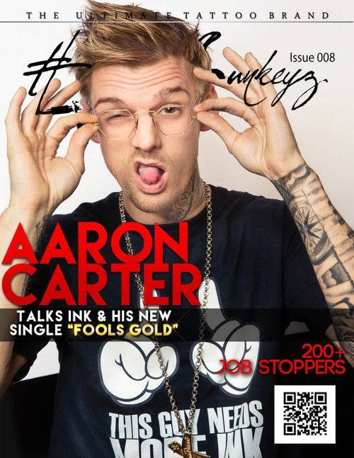 Issue 008 Aaron Carter