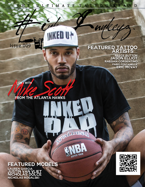 Issue 009 Mike Scott