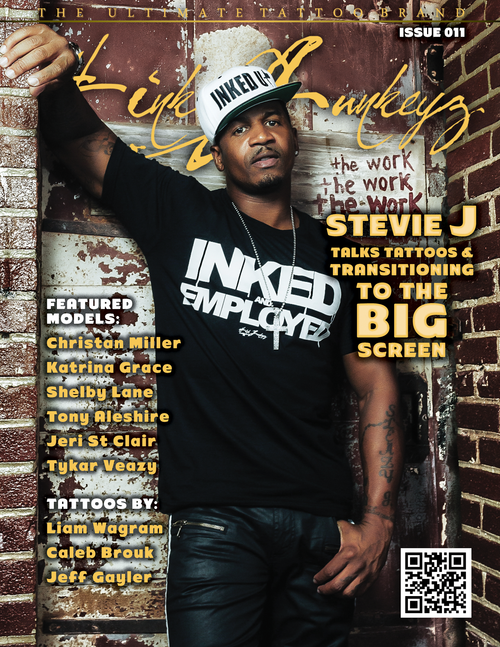 Issue 011 Stevie J