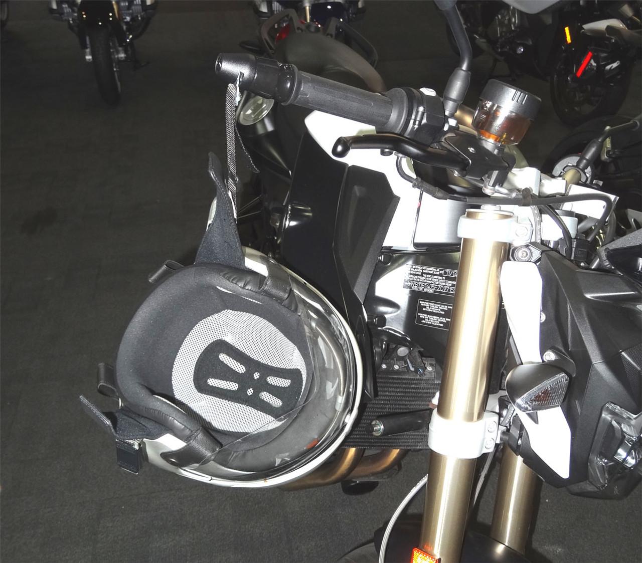 1053-B, Lidlox Single, BMW F800R and S1000R, Black