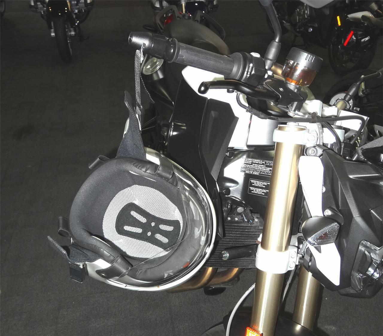 1054-B, Lidlox Pair, BMW F800R and S1000R, Black