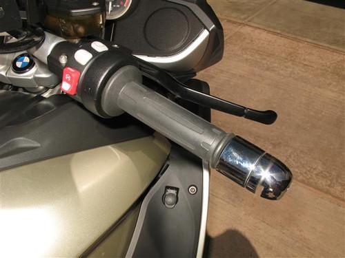 1007-CC Lidlox Single for BMW, Chrome Spacer, Chrome Lock.