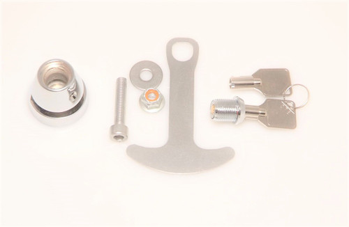 1023-C, Lidlox Single , Avon Grips, Chrome