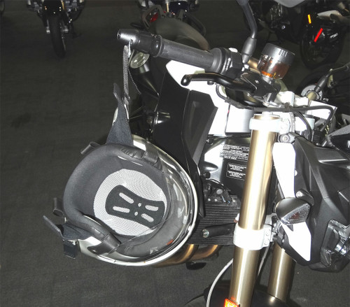 1054-B, Lidlox Pair, BMW F800R and S1000R, Black