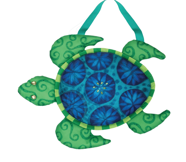 Decorative Hanger Sea Turtle