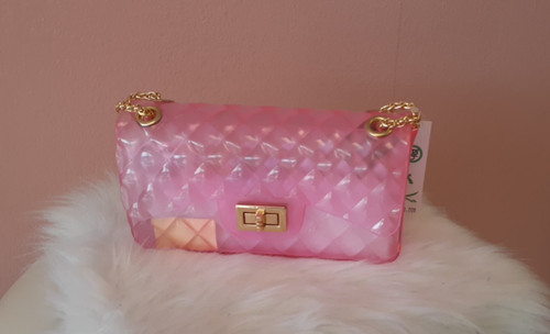 Jelly Crossbody Shoulder Bag