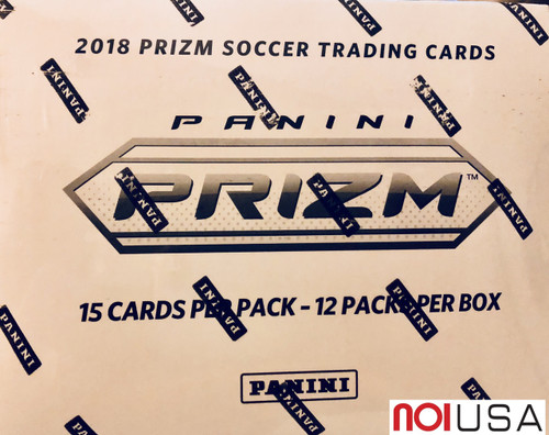 2018 PANINI PRIZM SOCCER TRADING CARDS - FAT PACK - FREE SHIPPING