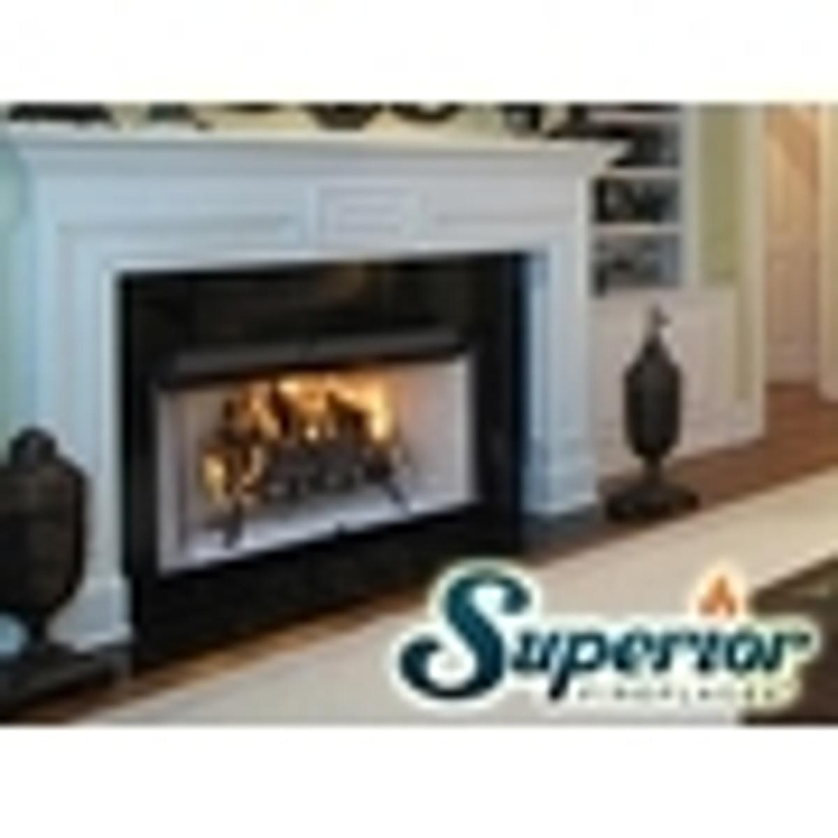 Superior Wood Burning Fireplaces