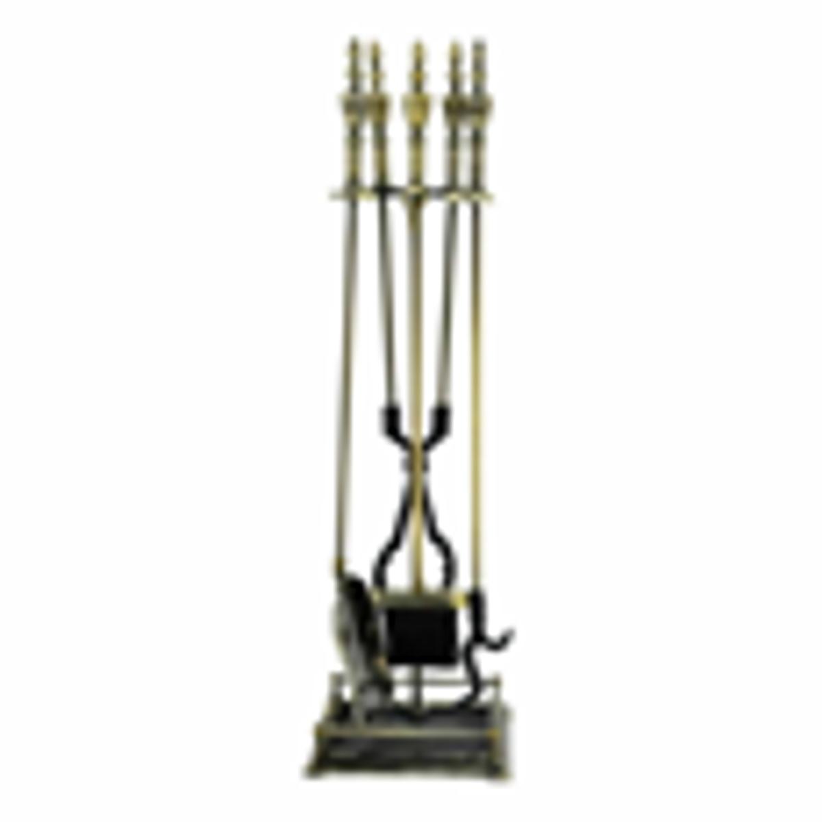 Brass Fireplace Tool Sets