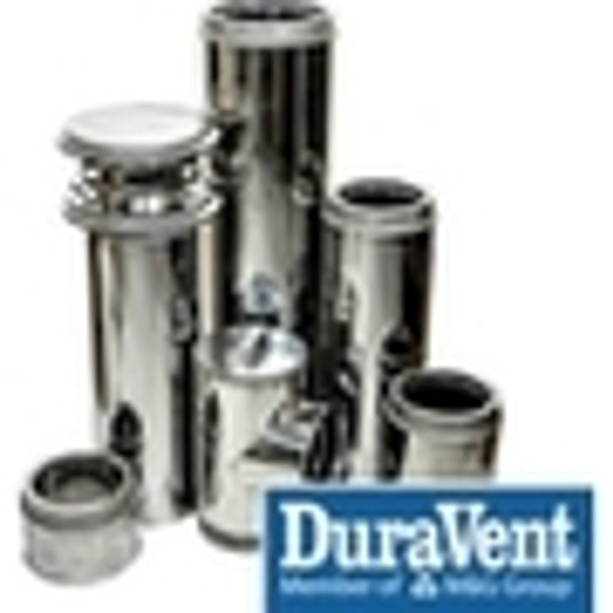 5'' DuraTech Chimney Pipe