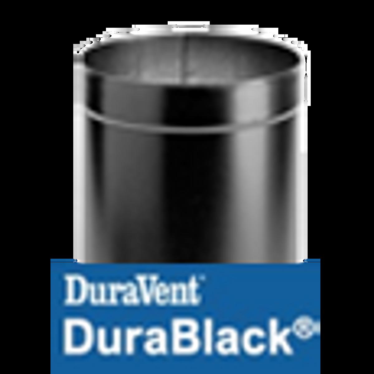 8'' DuraBlack Stove Pipe