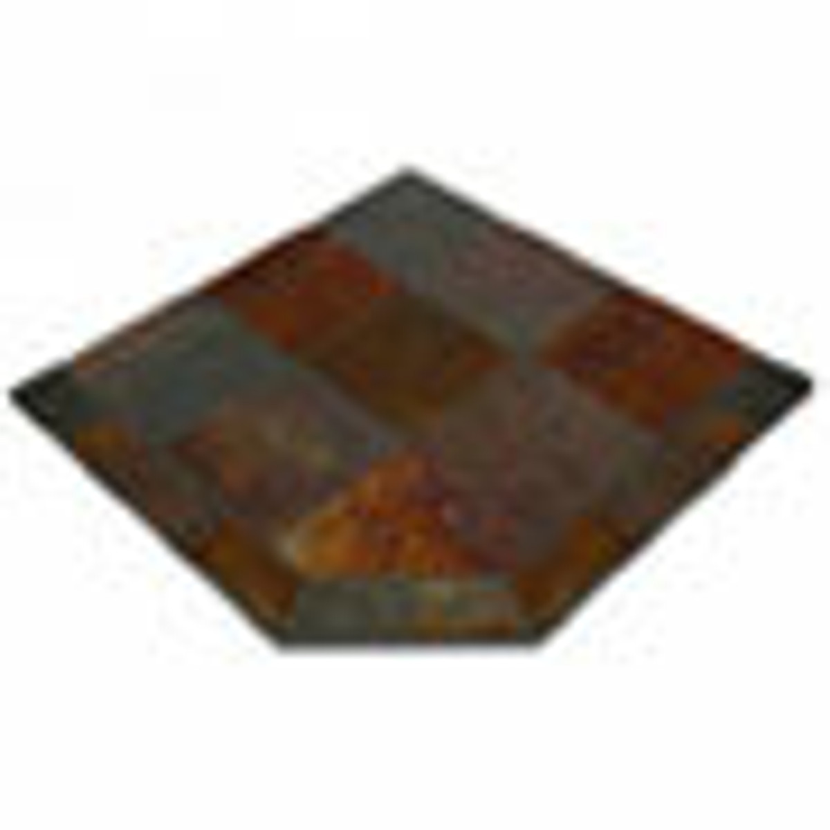 Corner Hearth Pads