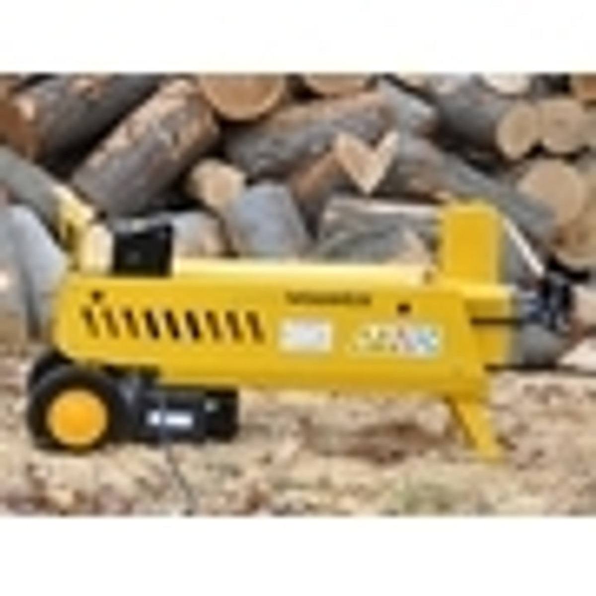 Electric & Hydraulic Log Splitters