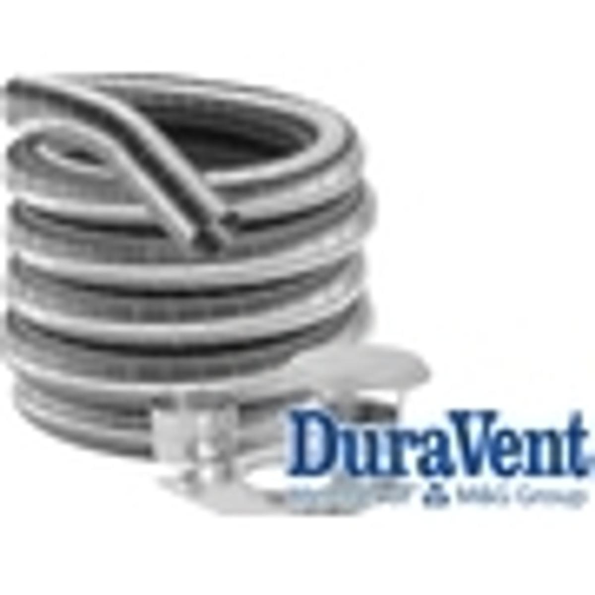 4'' DuraFlex Stainless Steel Chimney Liner