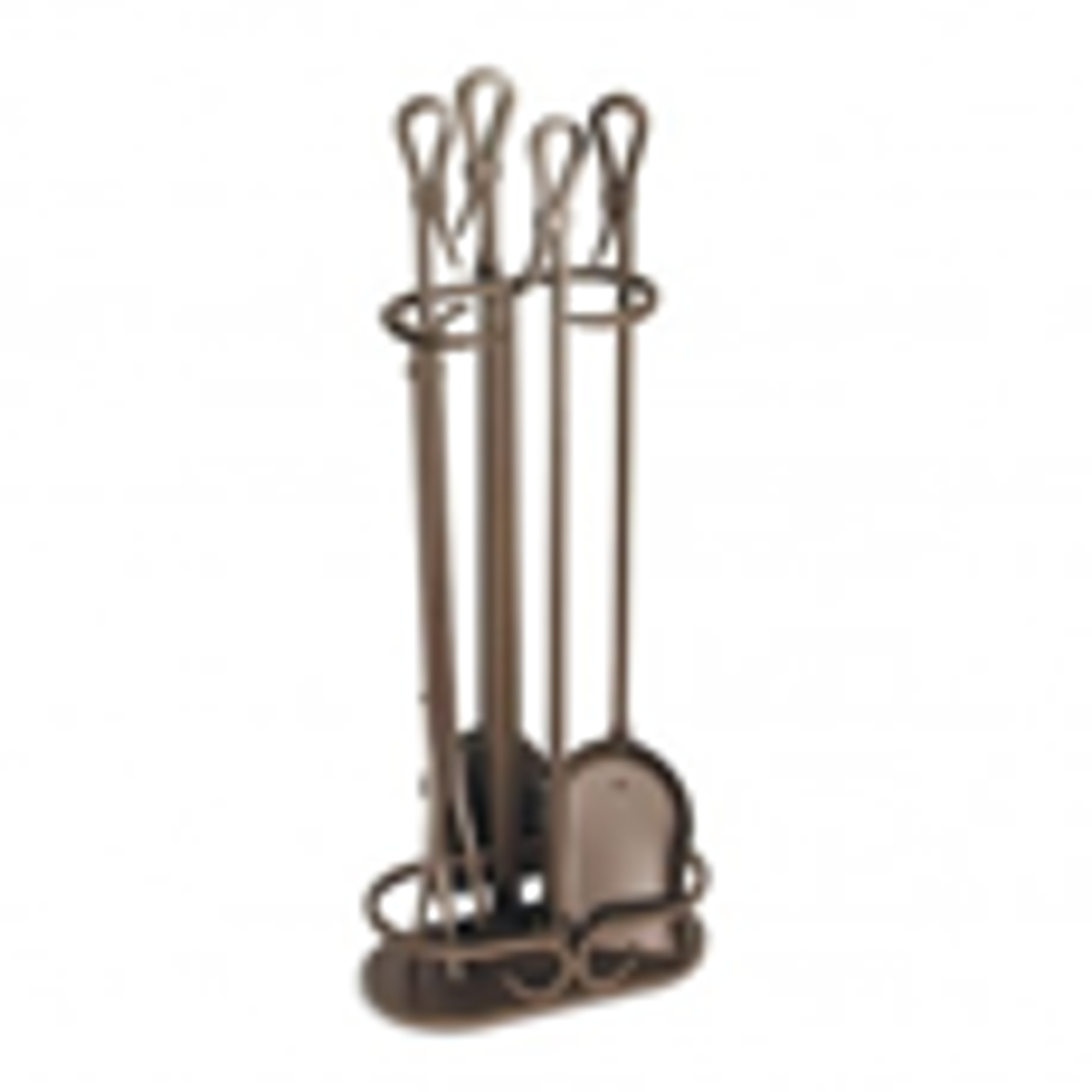 Bronze Fireplace Tool Sets