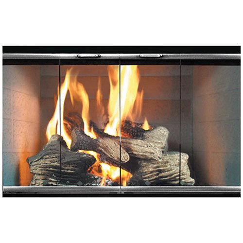 Z-Track Custom Zero Clearance Fireplace Door