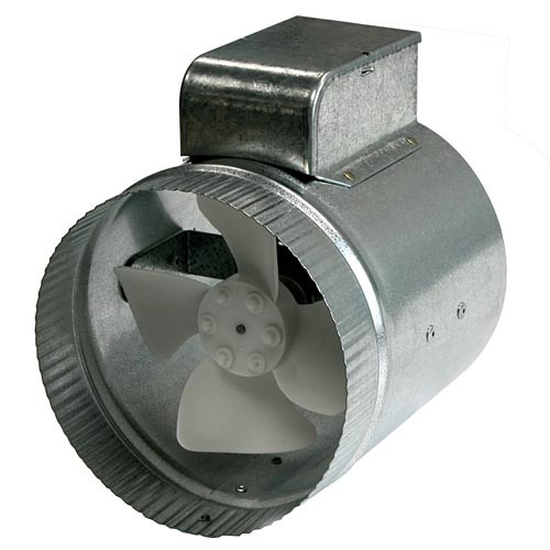 Tjernlund Duct Booster Fan - EF-6