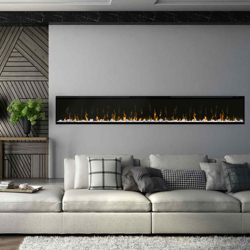 "100"" IgniteXL Linear Electric Fireplace"