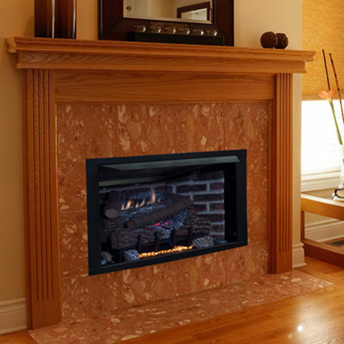 """Superior 36"""" VRT4000 Series Vent-Free Radiant Fireplace - Electronic Ignition - Natural Gas"""