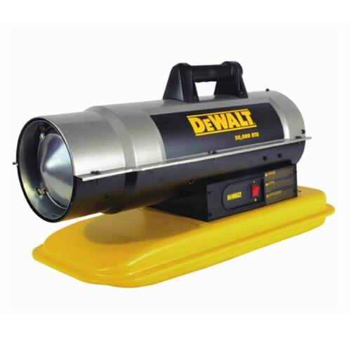 DeWalt 40,000 BTU Forced Air Propane Heater