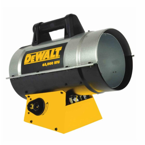 DeWalt 60,000 BTU Forced Air Propane Heater