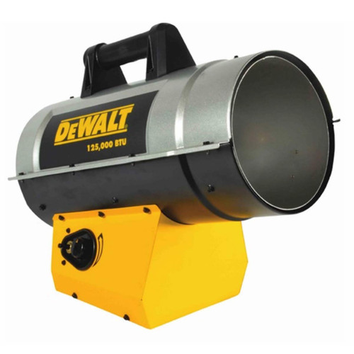 DeWalt 125,000 BTU Forced Air Propane Heater
