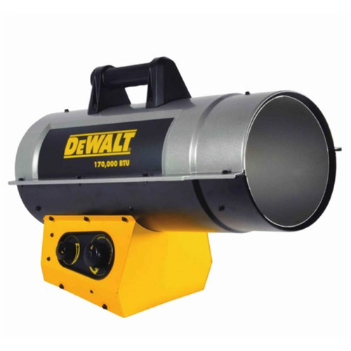 DeWalt 170,000 BTU Forced Air Propane Heater