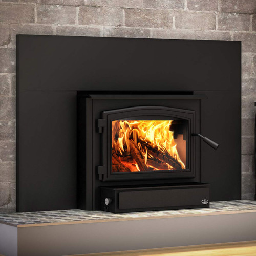 Osburn 2000 Black EPA Wood Insert