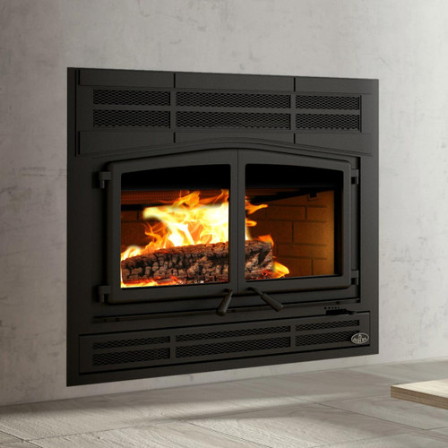 Horizon Wood Burning Fireplace