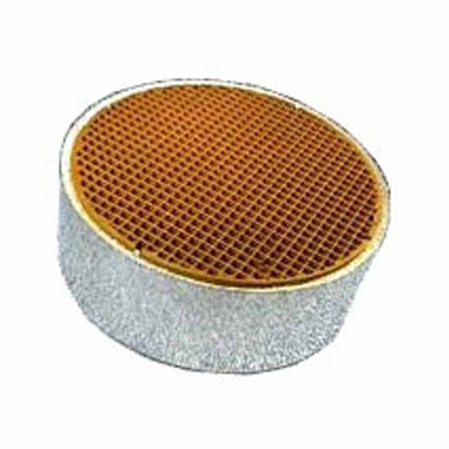 5.66'' x 2'' Round Catalytic Combustor Replacement with Metal Band - 3500