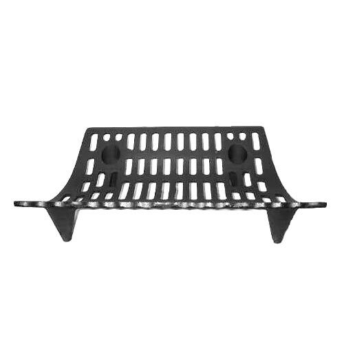 24'' Solid Cast Iron Fireplace Grate - SF-22