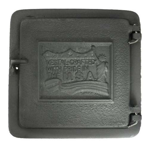 Cast Iron Clean-Out Door 8'' X 8''