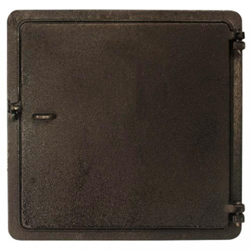 Cast Iron Clean-Out Door 12'' x 12''