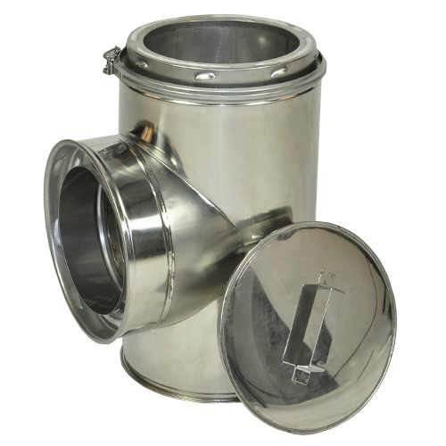 Shasta Vent 6 Inch Tee with Cap