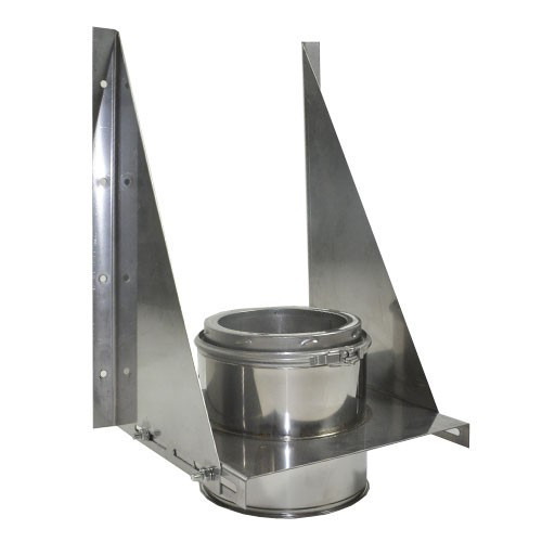 Shasta Vent 6 Inch Tee Support - Less Than Perfect