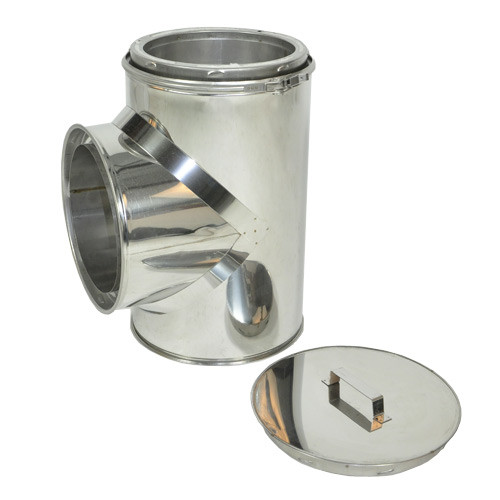 Shasta Vent 8 Inch Tee with Cap