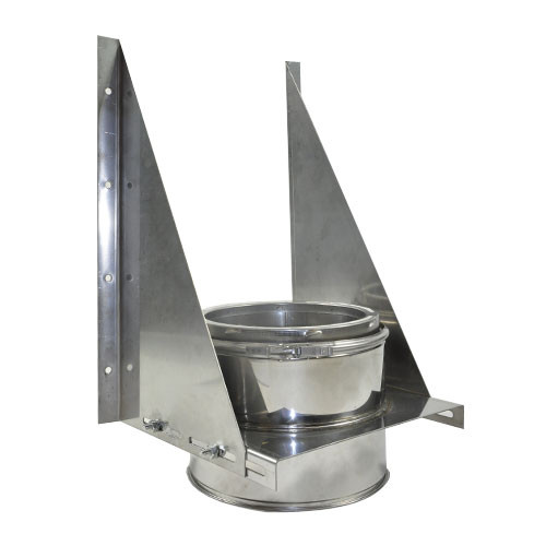 Shasta Vent 8 Inch Tee Support