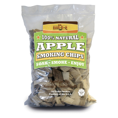 Mr. Bar-B-Q Apple Wood Smoking Chips
